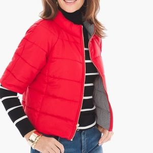 NWT Chico's Puffer Jacket